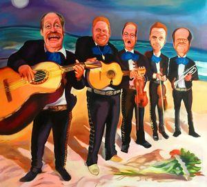 los rojos mariachi band