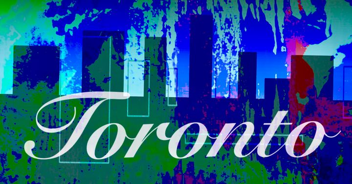 Toronto Wall Art - Chris Dippel
