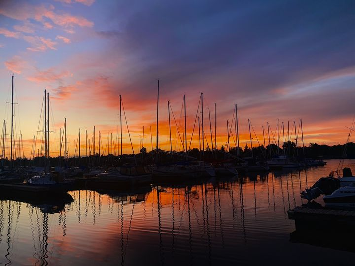 Dock Side View - Chris Dippel