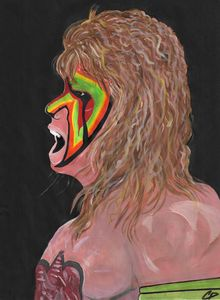 The Ultimate Warrior from WM6