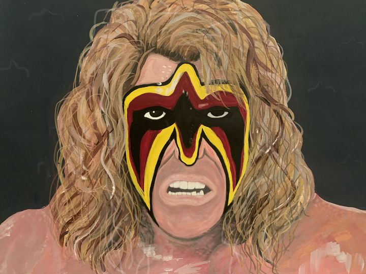 The Ultimate Warrior - Chris Dippel