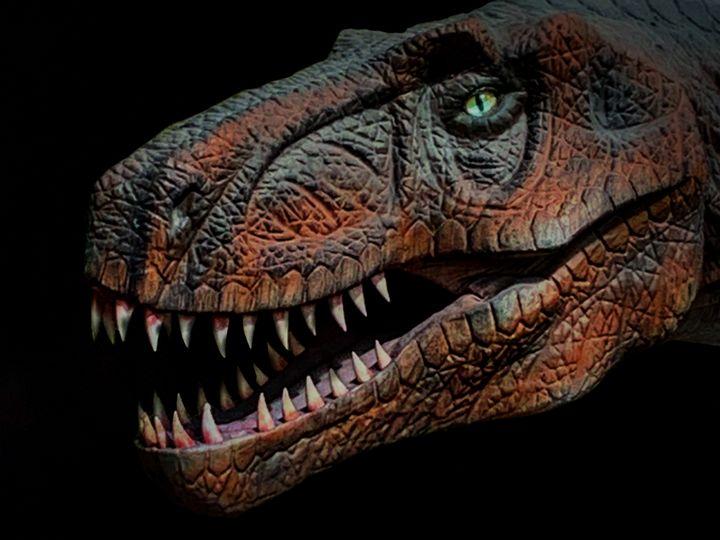 T Rex Large - Chris Dippel