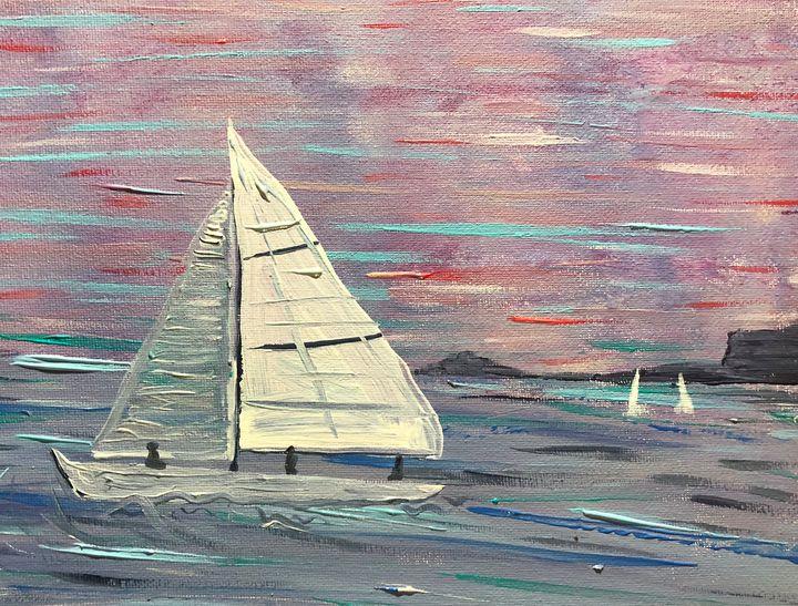 3 for Sailing - Chris Dippel
