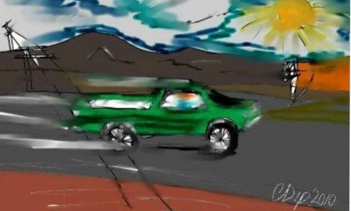 Warped Speed - Chris Dippel
