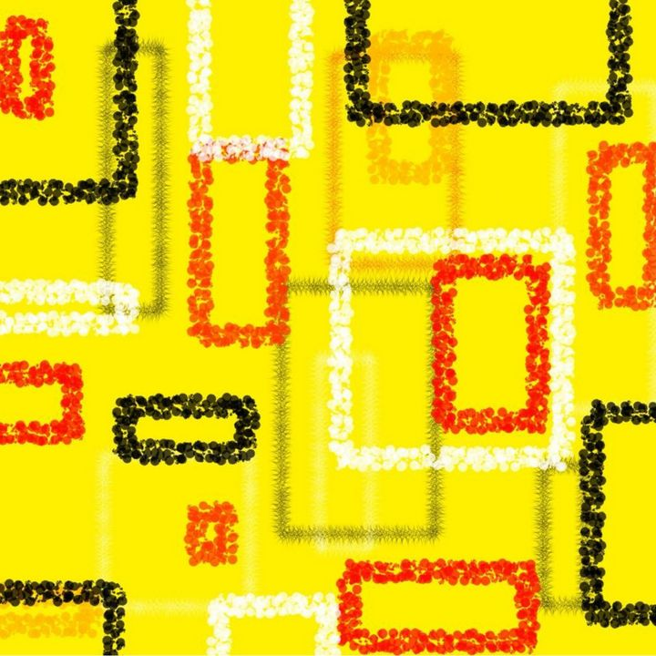 Yellow Wall Art - Chris Dippel