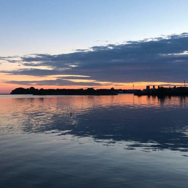 Mirror On Lake Ontario - Chris Dippel