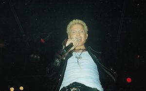 Billy Idol @ Kool Haus Toronto