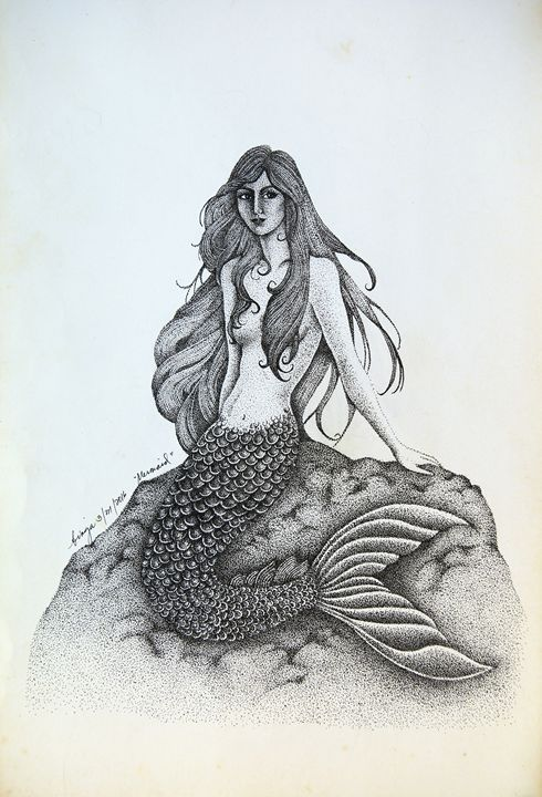 Mermaid - Liz Aguilar