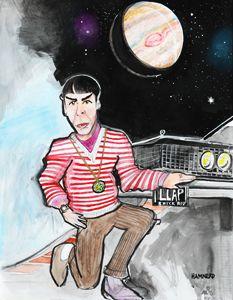 Jupiter Spock