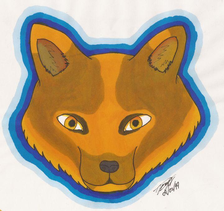 Yellow Wolf - Jake88821