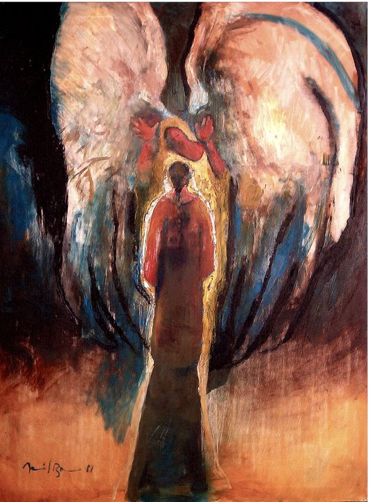 The Annununciation - The Art of Daniel Bonnell