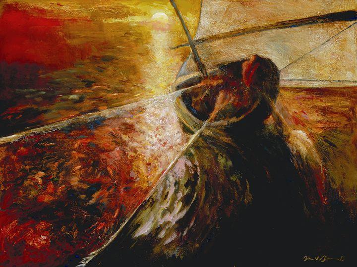 Cast Your Net Again - The Art of Daniel Bonnell