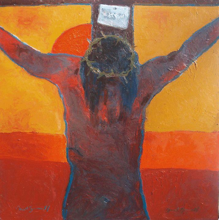 Crucifixion - The Art of Daniel Bonnell