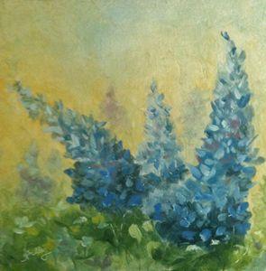 Blue Delfs