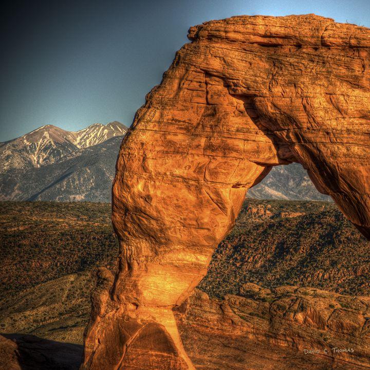 The Delicate Arch, Moab Utah - Random Art House