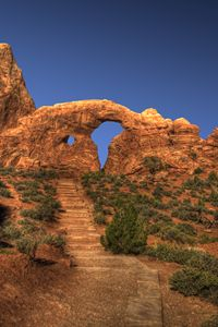 Towards the Future, Turret Arch