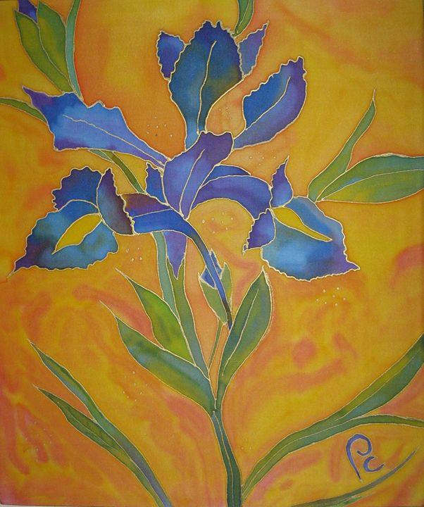 Iris Emmy - Pam Charity Silk Artist