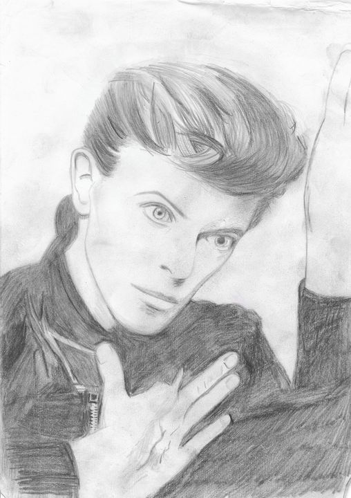 """David Bowie """"Heroes"""" - Rob Forster"""