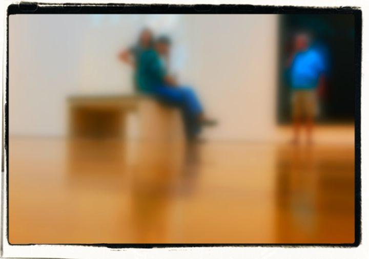 The Capturing of Blue - EricBuechel.Net