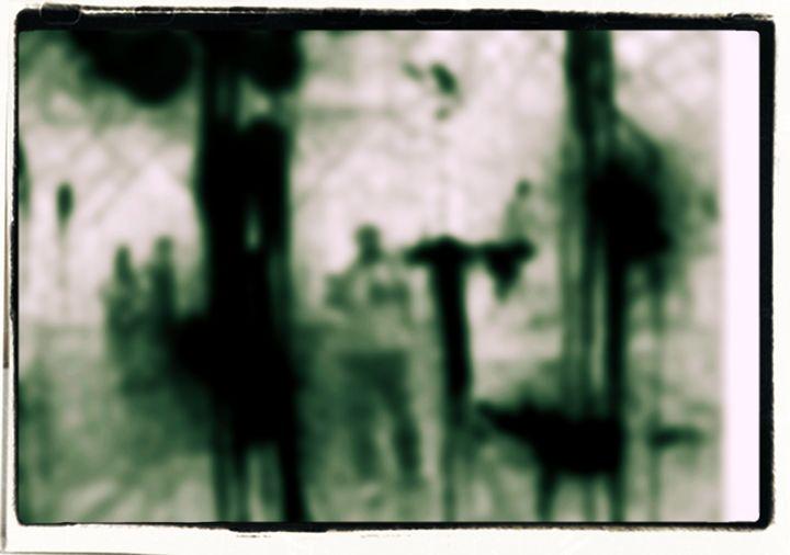 The Mirror Reflected The Light - EricBuechel.Net