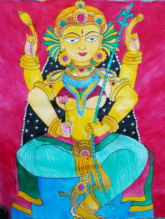 Devi Lakshmi - Shrabanti Ghosh