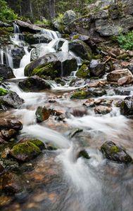 Hidden Water Fall
