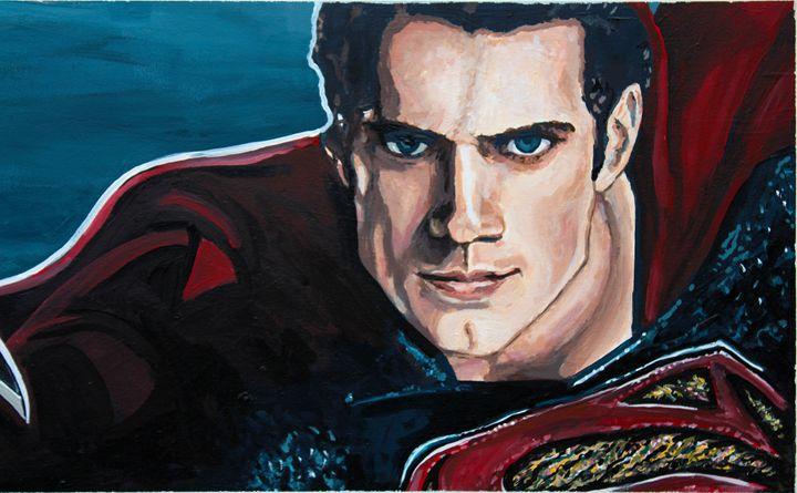 Superman - Amalia's Artwork