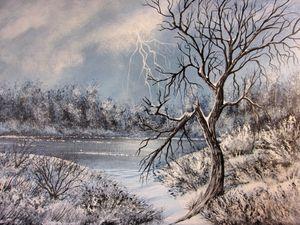 Rare Winter Storm