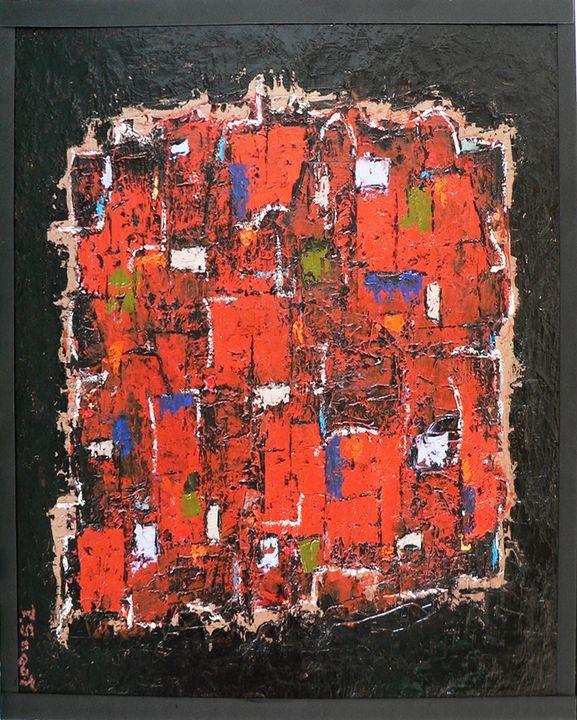bloc rouge - patrick sagot