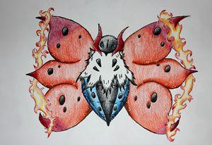Volcarona The Pokemon