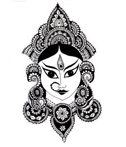 lord gauri print