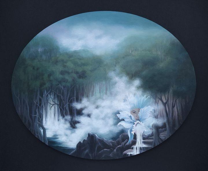 Rainforest Spirit of Water - Aurumart / Blanka Stavrinos