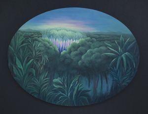 Rainforest Glow - Aurumart / Blanka Stavrinos