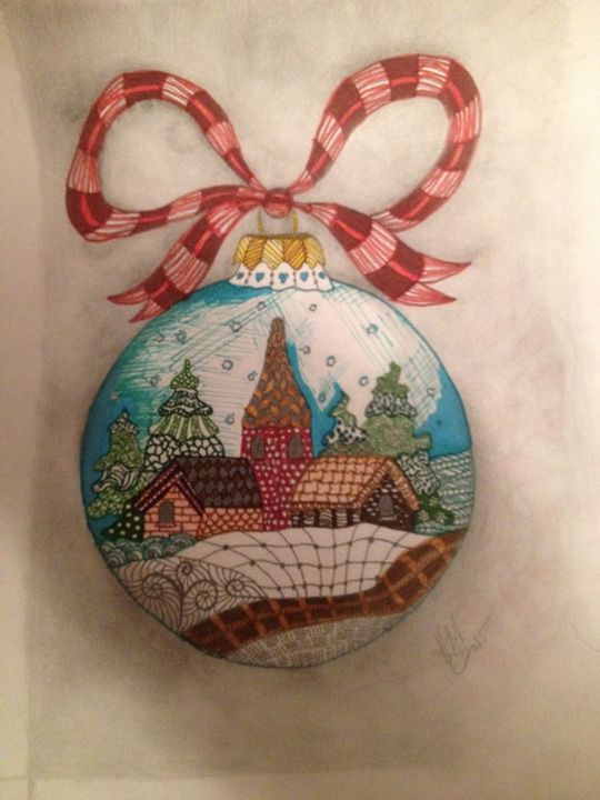 Home for the Holidays - Eye Candy Arts