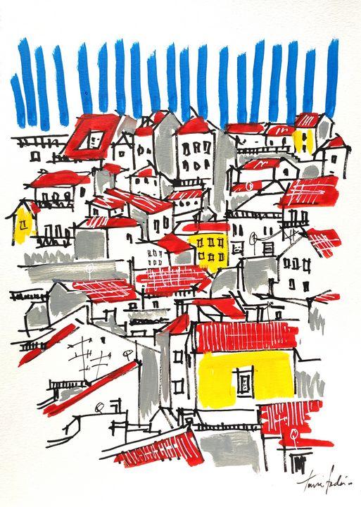 Urbano # 8 - Tomás Frederico
