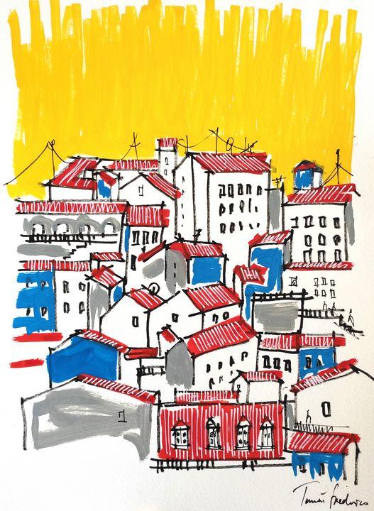 Urbano # 11 - Tomás Frederico