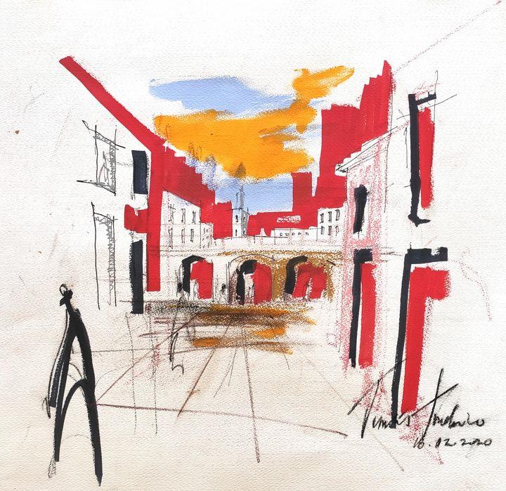 Urbano # 9 - Tomás Frederico