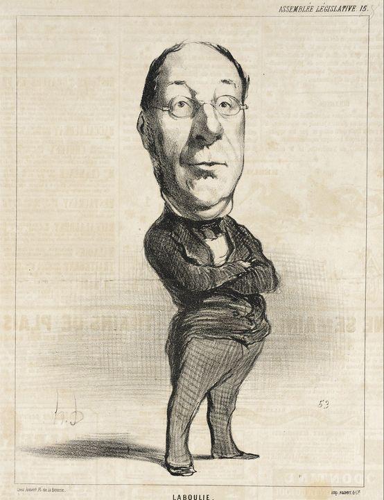 Honoré Daumier~Laboulie - Classical art