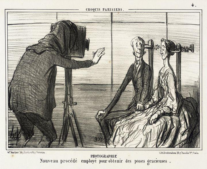 Honoré Daumier~Photographie - Classical art