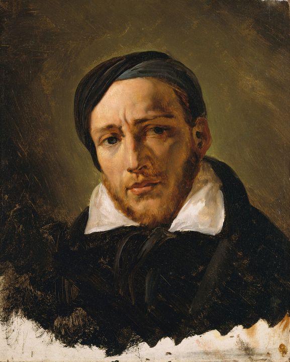 Horace Vernet~Jean-Louis-André-Théod - Classical art