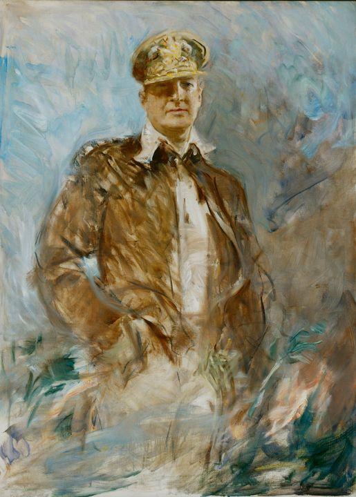 Howard Chandler Christy~Douglas MacA - Classical art