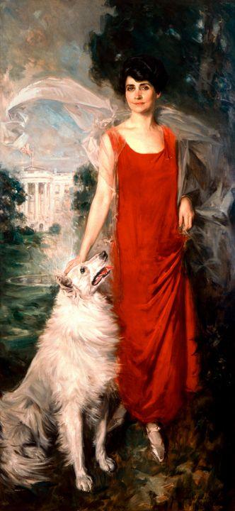 Howard Chandler Christy~Grace Goodhu - Classical art