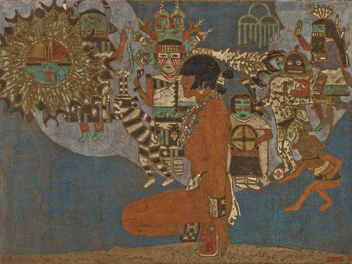 Howard McCormick (American, 1875-194 - Classical art