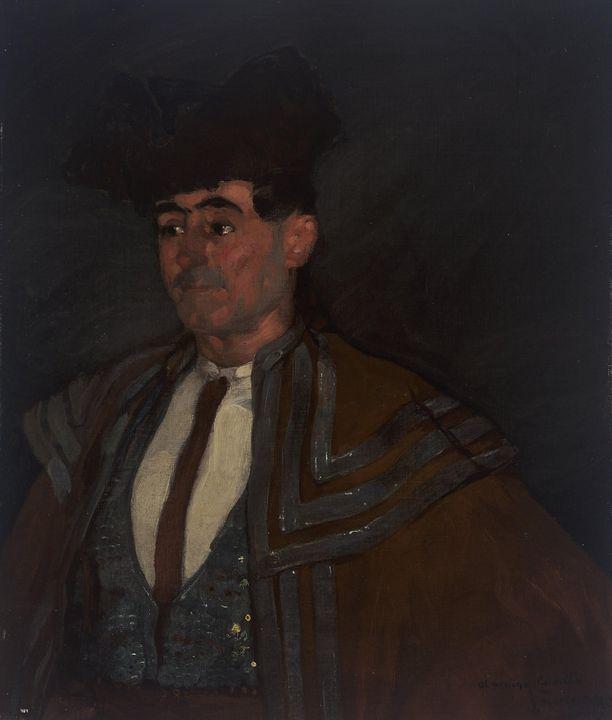 Ignacio Zuloaga~Torero - Classical art