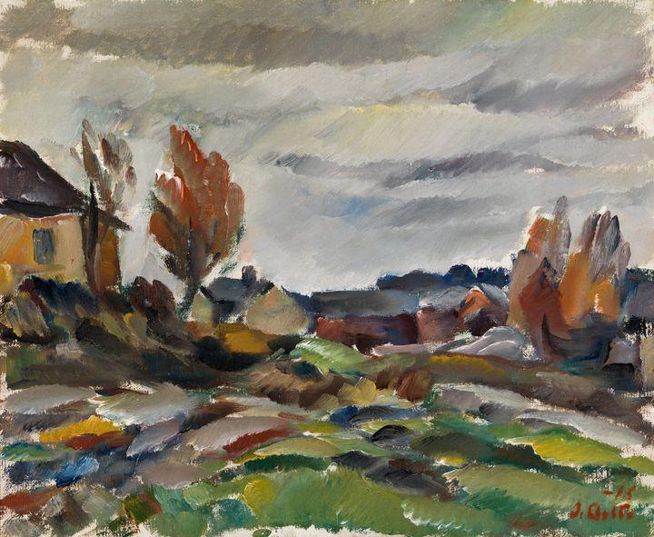 Ilmari Aalto, Alvar Aalto~Storm - Classical art
