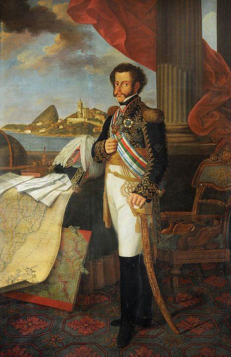 Henrique José da Silva~D. Pedro I - Classical art