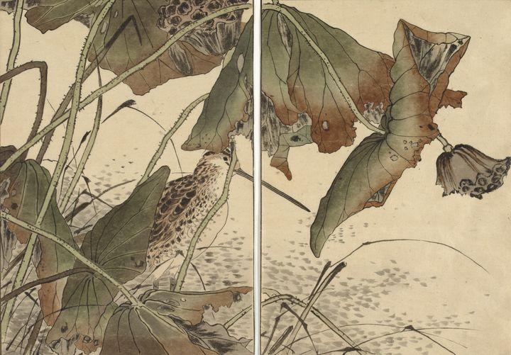 Imao Keinen, Imao Keinen~SnipePage F - Classical art