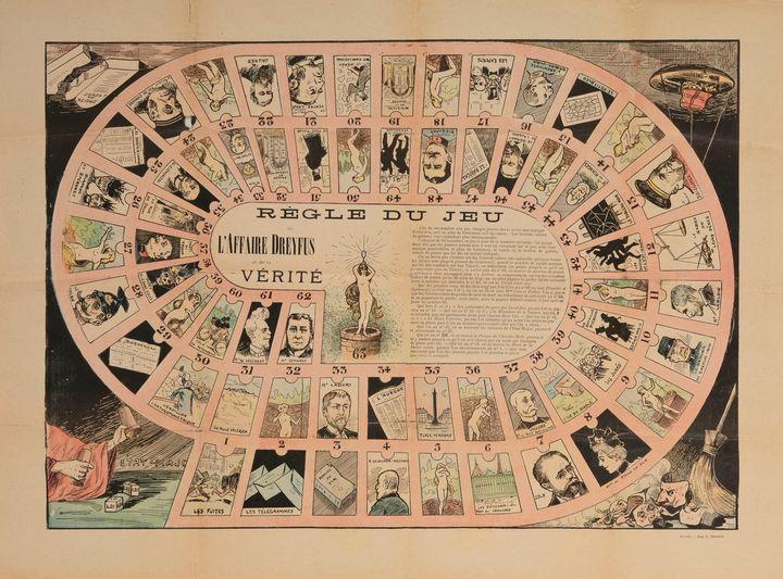 Imprimerie Charaire, Paris~The Game - Classical art