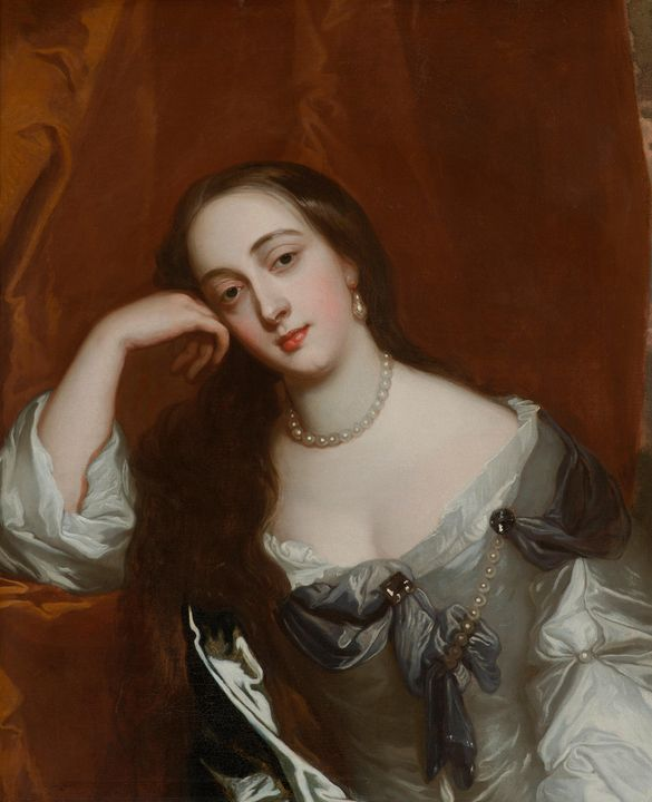 In the style of Sir Peter Lely (Brit - Classical art