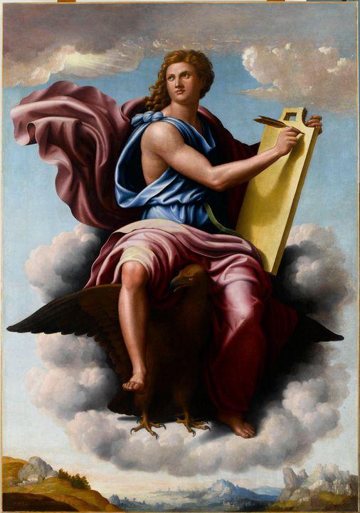 Innocenzo di Pietro Francucci da Imo - Classical art